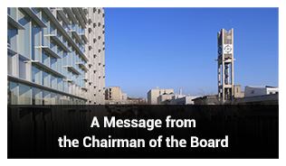 A Message from the Chairman of the Board